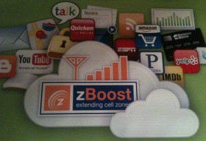 zBoost cell phone booster boosts cellular signal